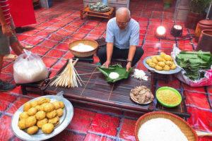 Nơi hội tụ văn hóa ẩm thực truyền thống Hà thành