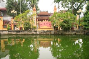 Về Thanh Trì thăm đình làng Yên Xá