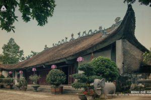 Đình Giẽ Hạ – Ngôi đình đẹp giữa vùng chiêm trũng