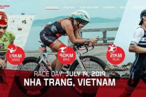 Cuộc đua 3 môn phối hợp Challenge Vietnam trở lại năm 2019