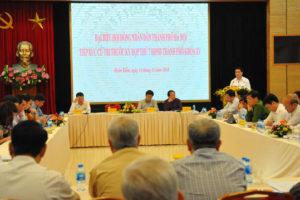 Đầu năm 2019, Hà Nội sẽ ban hành Bộ quy tắc ứng xử tại phố đi bộ hồ Gươm