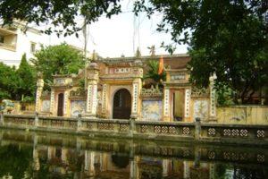 Thường Tín báo cáo chủ trương gìn giữ, bảo tồn, xây dựng, tu bổ quần thể di tích Nguyễn Trãi