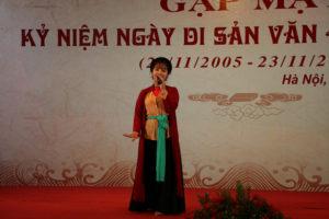 Ngành Văn hóa Hà Nội gặp mặt kỷ niệm Ngày Di sản văn hóa Việt Nam 23/11