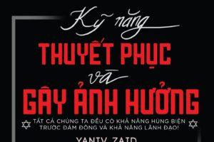 """Cơ hội gặp gỡ Nhà hùng biện thuộc """"Top 3"""" diễn giả nổi tiếng nhất thế giới năm 2003 tại Hà Nội"""