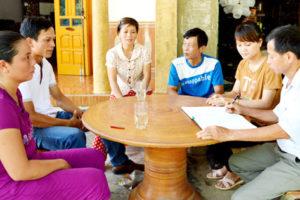 Nhân rộng mô hình phòng, chống bạo lực gia đình