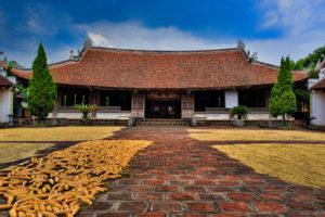 Xứ Đoài – miền quê của những kiến trúc đình Việt cổ