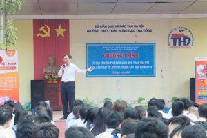 Hà Nội: Đẩy mạnh công tác tuyên truyền phổ biến giáo dục pháp luật