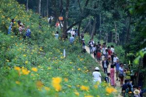 Huyện Ba Vì: Xây dựng nếp sống văn minh, giữ gìn môi trường sinh thái