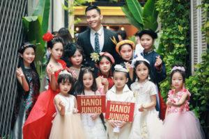 300 mẫu nhí Hà thành sẽ trình diễn tại Tuần lễ Liên hoan thời trang thiếu nhi Hà Nội 2018