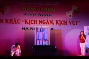 Tổng kết, trao giải Liên hoan sân khấu Kịch ngắn, kịch vui Hà Nội
