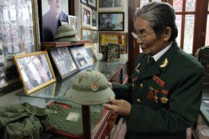 Bảo tàng chiến tranh của người cựu binh