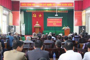 Huyện Thạch Thất tập huấn công tác quản lý di tích và lễ hội