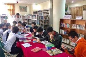 Thư viện Hà Nội: Điểm đến hấp dẫn của bạn đọc Thủ đô