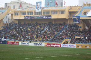 Nửa đầu V-League 2019, Hà Nội FC vẫn thi đấu trên sân nhà Hàng Đẫy