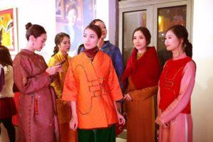 Áo chần bông: Giá trị văn hoá mặc của người Hà Nội