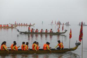 Trên 40 đoàn trong nước và quốc tế đăng ký tham dự Lễ hội bơi chải thuyền rồng Hà Nội mở rộng 2019