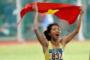Bùi Thị Thu Thảo giành giải VĐV được yêu thích nhất Cúp Chiến thắng 2018