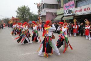 Ứng xử văn minh mùa lễ hội