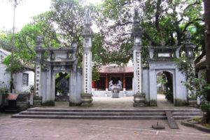 Bộ VHTT&DL thẩm định Dự án tu bổ, tôn tạo di tích đền Khoan Tế (Gia Lâm, Hà Nội)