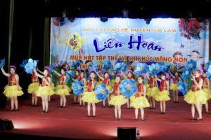 Trung tâm VHTT-TT huyện Gia Lâm: Thêm nhiều thành tích mới
