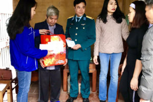 Đoàn Thanh niên Sở Văn hóa và Thể thao Hà Nội tình nguyện vì cộng đồng