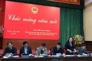 Hà Nội tổ chức nhiều hoạt động văn hóa, nghệ thuật và thể thao trong dịp Tết Nguyên đán Kỷ Hợi 2019