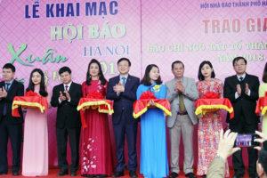 Khai mạc Hội báo Xuân Kỷ Hợi – Hà Nội 2019