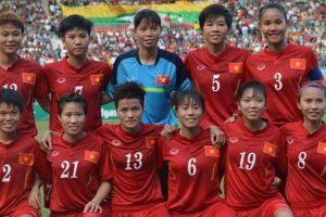 Chia bảng lượt 2 vòng loại Olympic 2020, tuyển nữ Việt Nam góp mặt ở bảng B