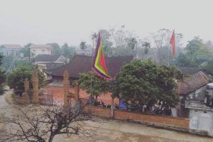 Đình Tường Phiêu đón nhận bằng xếp hạng di tích quốc gia đặc biệt
