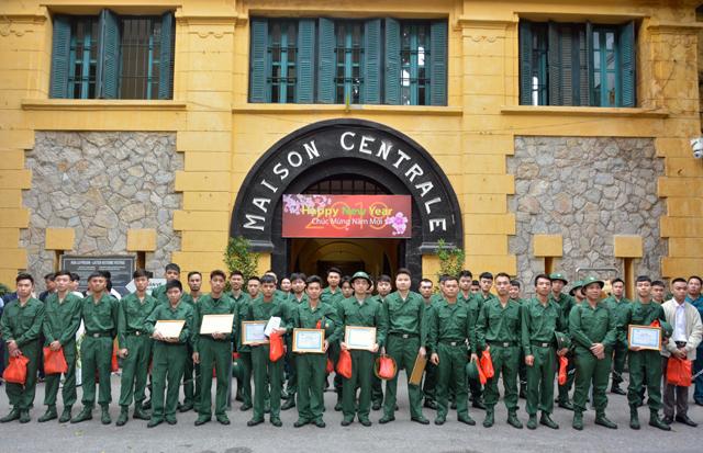 Tuổi trẻ Thủ đô sẵn sàng cho nhiệm vụ bảo vệ Tổ quốc