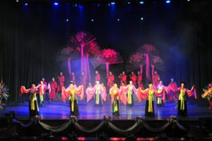 'Thăng Long –Việt Nam bay lên' – Chương trình nghệ thuật phục vụ quan khách quốc tế tham dự hội nghị Thượng đỉnh Mỹ – Triều