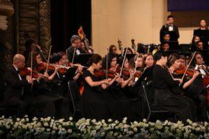 """Hòa nhạc giao hưởng """"Vũ điệu Mặt trời"""" tại Nhà hát Lớn Hà Nội"""