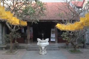 Đình An Đà và Đình Trương Thị được xếp hạng di tích cấp thành phố