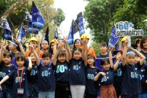 Hà Nội tích cực hưởng ứng Chiến dịch Giờ Trái đất năm 2019