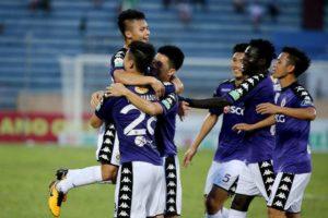 Hà Nội FC chinh phục những đỉnh cao mới