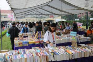 Hội sách Xuân 2019 sẽ được tổ chức tại Hoàng thành Thăng Long