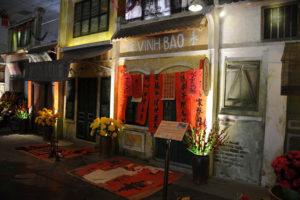 Trưng bày không gian Tết Việt chủ đề 'Hương Xuân' tại Hoàng thành Thăng Long