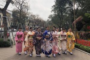 Lễ hội hoa anh đào Nhật Bản – Hà Nội 2019 lần đầu tiên sẽ có Đại sứ thiện chí