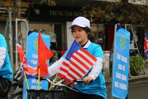 Nâng cao hình ảnh người Hà Nội văn minh, thanh lịch, thân thiện, mến khách trong mắt bạn bè quốc tế