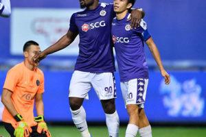 Hà Nội FC giành quyền vào chơi vòng play-off với Shandong Luneng