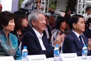 Khai mạc Lễ hội Singapore tại Hà Nội