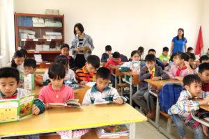 """Huyện Thanh Oai tổ chức chương trình """"Thư viện lưu động – Bánh xe tri thức"""""""