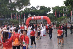 Sôi động Lễ hội chạy bộ và khám phá ẩm thực – Kilorun Hà Nội 2019