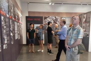 """""""Tìm lại ký ức"""" được trưng bày tại Bảo tàng Chứng tích chiến tranh TP. Hồ Chí Minh"""