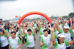 7 giờ sáng 24/3 diễn ra Ngày chạy Olympic và phát động Giải chạy Báo Hànộimới mở rộng 2019