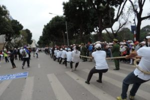 Hà Nội tổ chức lồng ghép nhiều hoạt động trong Ngày Thể thao Việt Nam