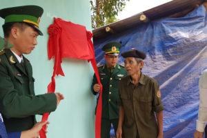 Chung sức xây dựng mái ấm vùng biên giới Quảng Trị