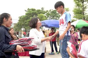 1.600 VĐV tham dự Giải Điền kinh học sinh Tp Hà Nội năm học 2018-2019
