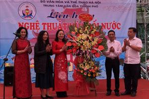 Liên hoan nghệ thuật Múa rối nước Hà Nội – 2019