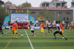 Quốc Oai phát triển phong trào thể thao quần chúng